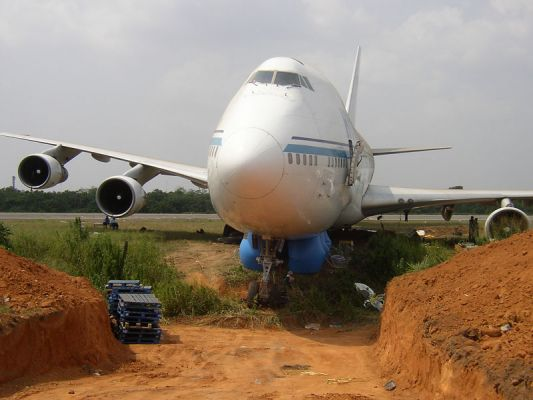 Boeing 747 Crash Boeing 747 200